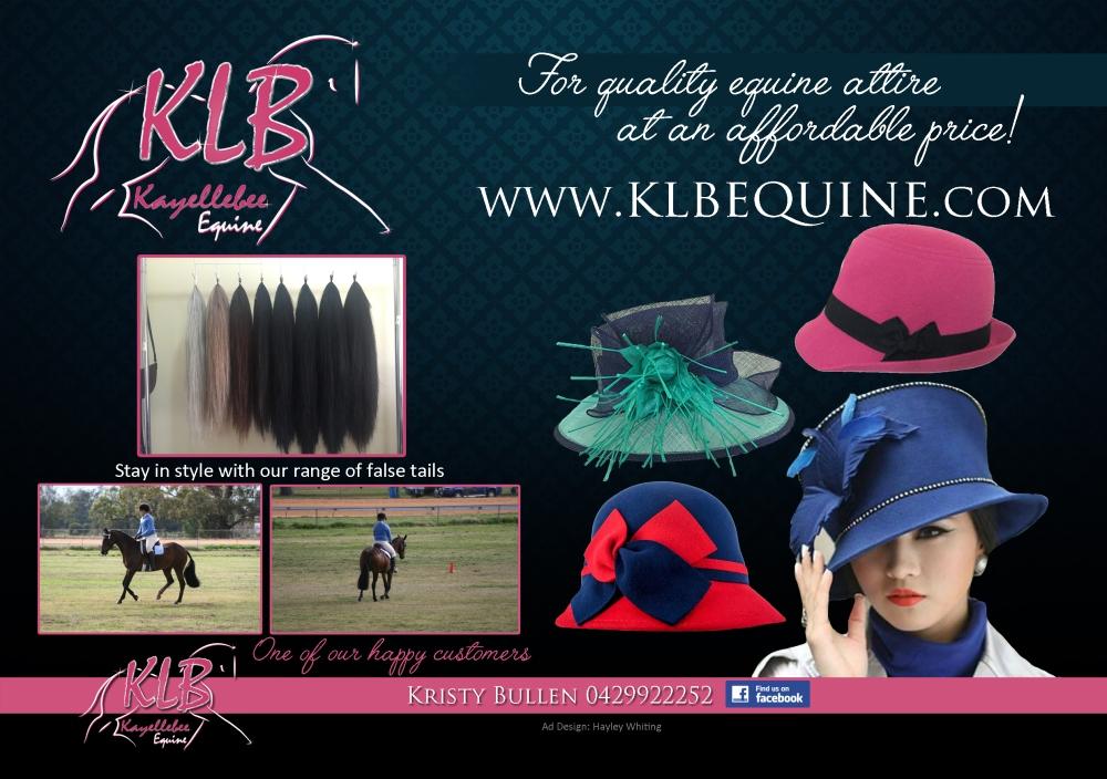 KLB-Equine-ad